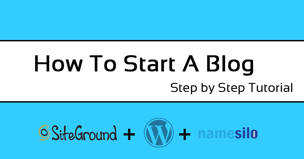 How to Start a Blog for Beginners 2020(Step-by-Step From Start to Finish Tutorial)